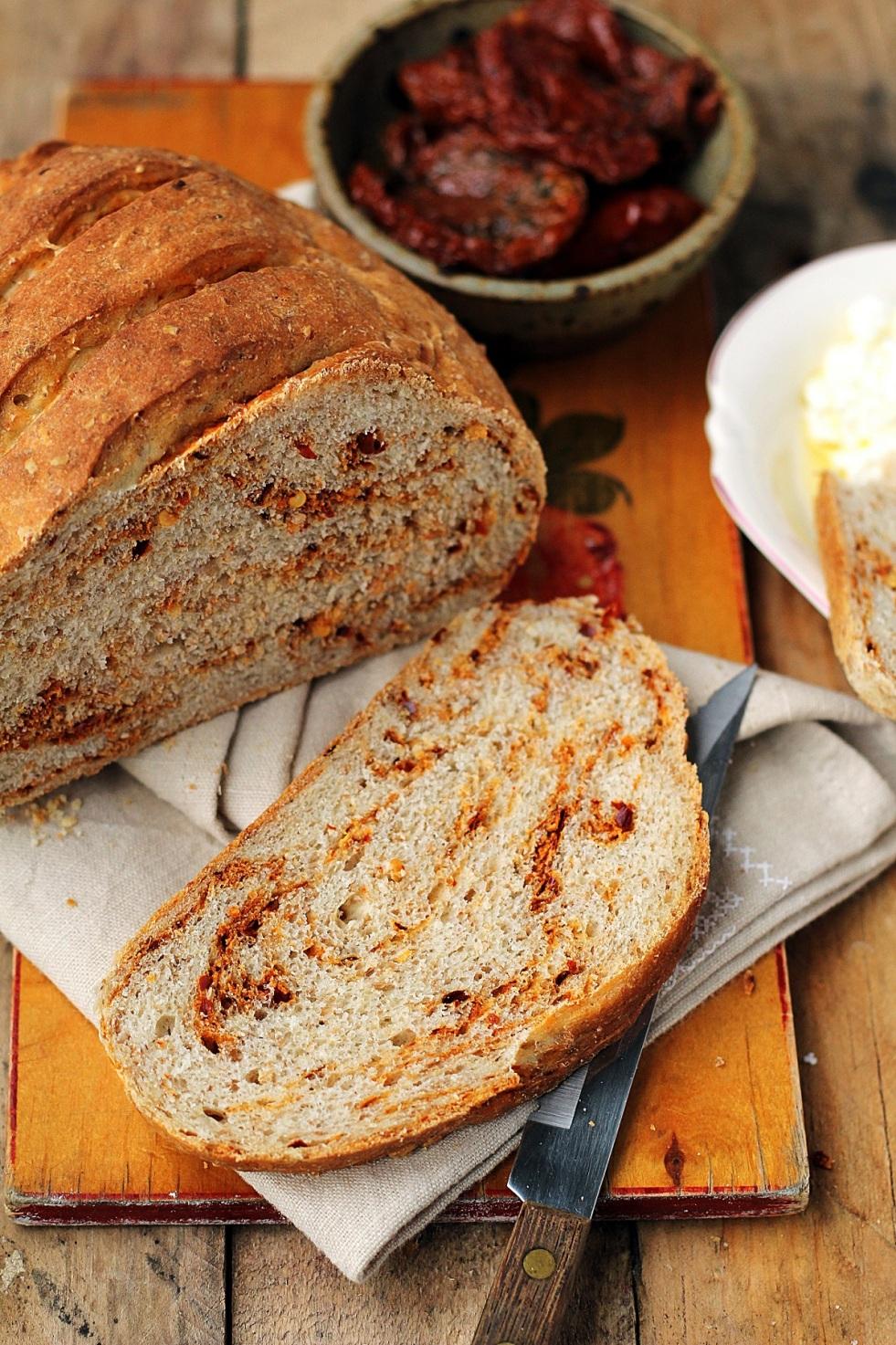 chleb z chilli na imprezę