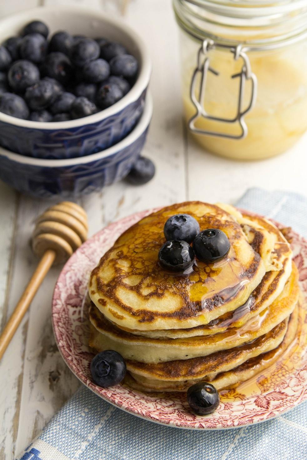 idealne amerykańskie pancakes